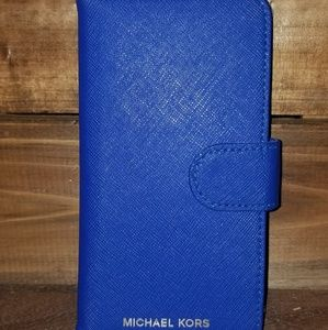 Michael Kors iPhone Wallet Phone Case